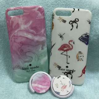 Ready Stock!!! Kate Spade Soft Case for iphone 7+