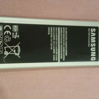 Preloved Authentic Samsung Note 4 Battery