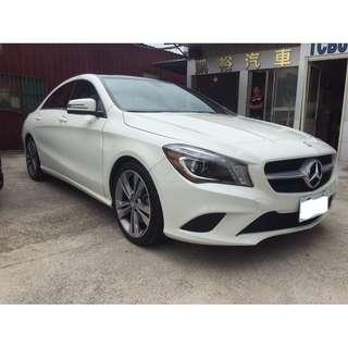 賓士 Benz CLA250  2013年款 級新 買車還要挑日子?慢了就再等吧
