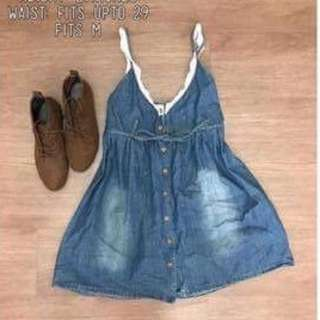 Denim Dress 👗