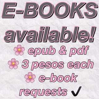 EBOOKS FOR 3