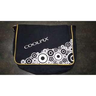 Used Nikon Coolpix Bag.