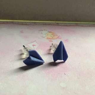 Aeroplane earrings 飛機耳環