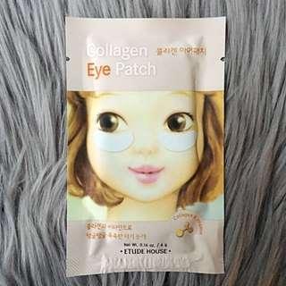 Etude House Collagen Eye Patch