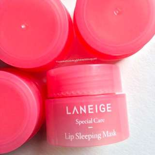 [Mini size] LANEIGE Lip Sleeping Mask 3gr