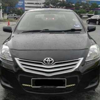 Toyota Vios 1.5 (A) Car Rental / Kereta Sewa