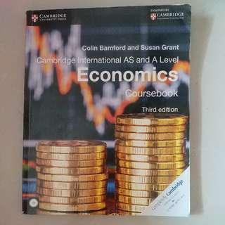 Economics (Alevel) Colin Bamford & Susan Grant