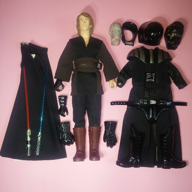 1 6 Star Wars Ultimate Darth Vader Revenge Of The Sith Toys Games Bricks Figurines On Carousell