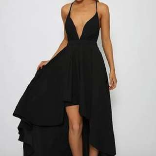 Black Pepermayo Dress