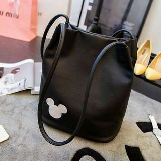 Mini Mouse Bucket Bag