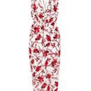 Sheike - Scarelet Dress