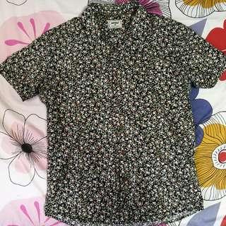 Praise Floral Shirt