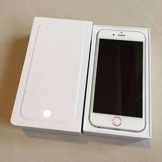 iPhone6 64g 銀色 功能正常