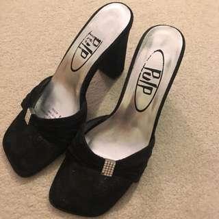 Black Dress Heels