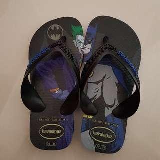 Havaianas Batman Slipper