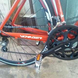 Voyager Road Bike