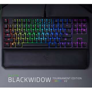 Razer Blackwidow Tournament Edition Chroma V2