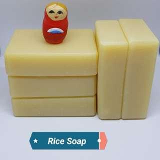 AMALIA Brown Rice Skin-whitening Soap