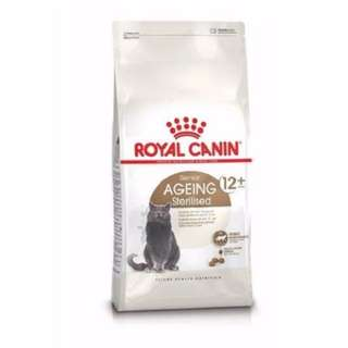 Royal Canin - Sterilised 12+