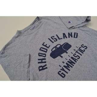 * Mens Rhode Island Gymnastics Champion T-Shirt Size S