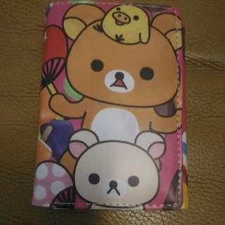 粉紅色卡通銀包