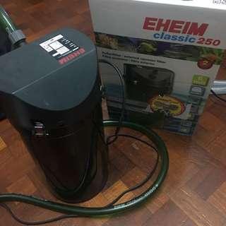 Eheim Classic 250 External Canister Filter