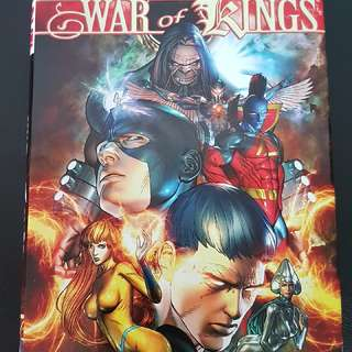 Marvel War of Kings (Collection)