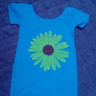 Sunflower Rounded Shirt
