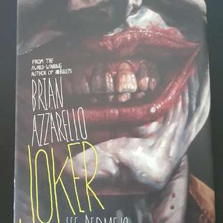 The Joker (by Brian Azzarello, DC)