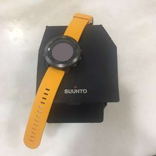 {REDUCED} SUUNTO TRAVERSE WATCH