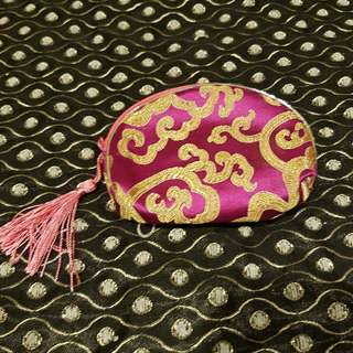 Thailand Inspired Pouch