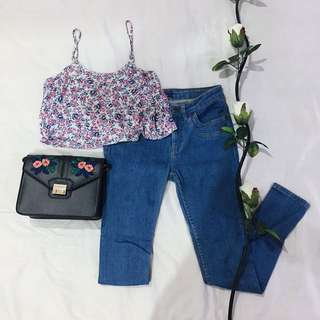 Herbench Blue Jeans