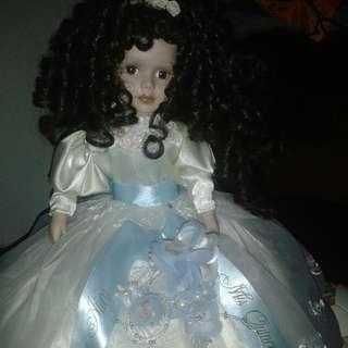 Mis Quince Años Doll
