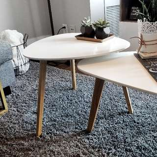 Scandinavian Modern Coffee Table