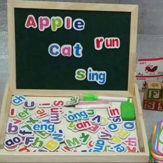 Magnetic Letters /pinyin Drawing Board