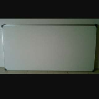 Papan Tulis, Whiteboard Ukuran 90Cm * 120cm