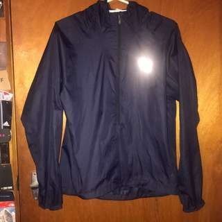 Puma waterproof jacket 1/2 zip