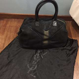 Authentic YSL Bowling bag