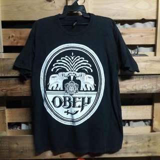 Obey t shirt X-Large