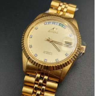 Enicar Gold Automatic