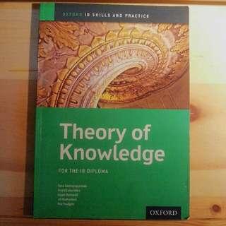 IB TOK: Skills And Practice (Oxford)