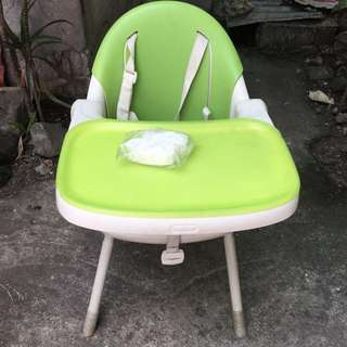 Repriced!!! Keter Multi Dine High Chair