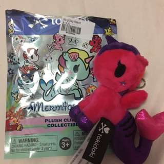 Tokidoki Plush Clip On Collectible