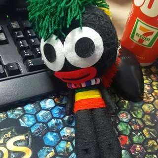 Rastafarian doll 🐞