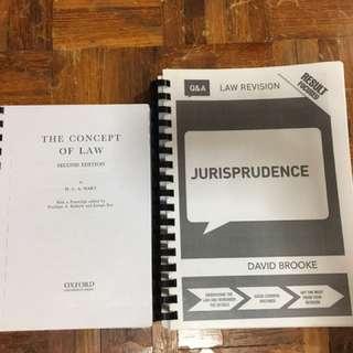 Jurisprudence Core Textbooks