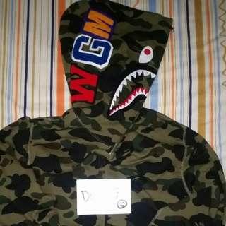 Bape Shark Hoodies