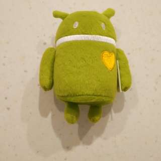 Android Soft Toy