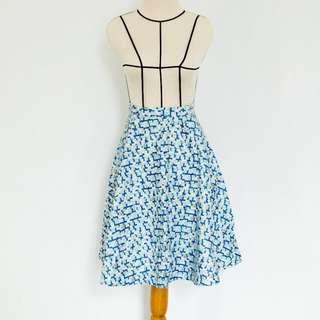 NEW Half Skirt