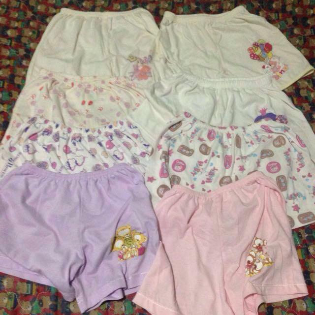 8 Pcs Shorts -Pambahay Shorts