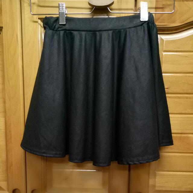 皮革傘狀襯裙